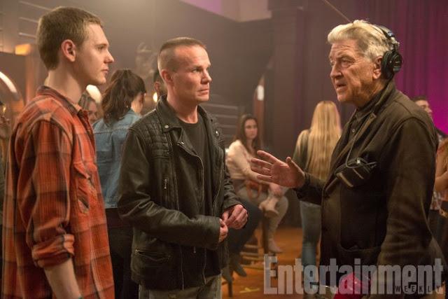 Twin Peaks Season 1 Air Date: 2017 Jake Wardle, James Marshall and David Lynch BTS