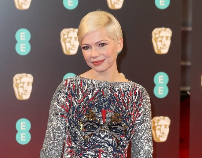 Bafta2017MichelleWilliams