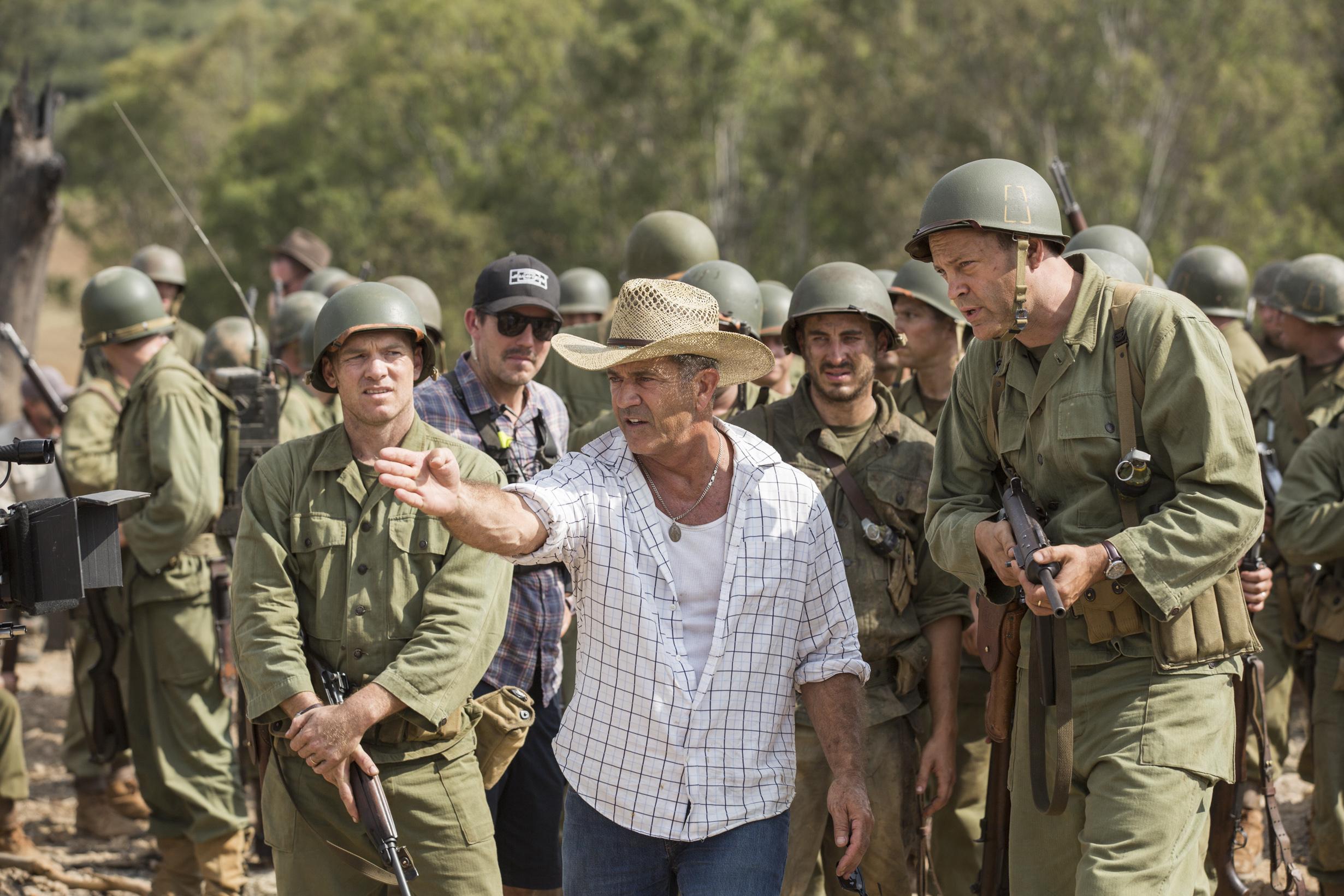 Mel Gibson - Hasta el último hombre
