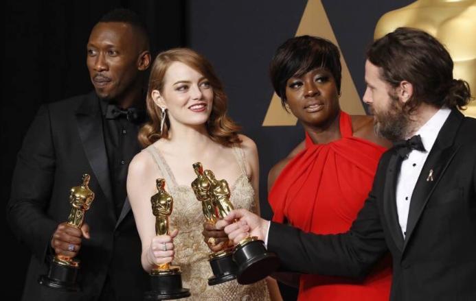 Oscar2017Actores01