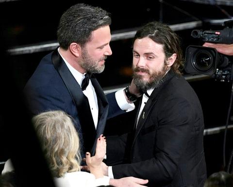 Oscar2017CaseyAffleckBenAffleck