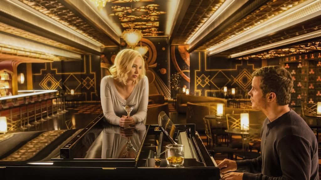 Oscar2017DiseñodeproduccionPassengers