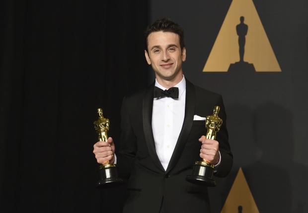 Oscar2017JustinHurwitz