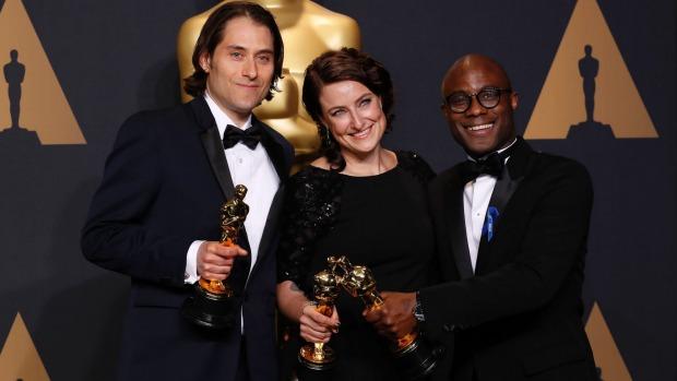 Oscar2017MoonlightGanadora