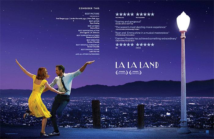 Oscar2017PeliculaFYCLalaland