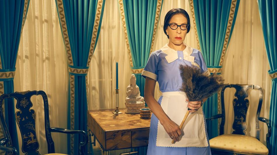 Jackie Hoffman es Mamacita en Feud