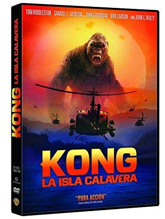 DVDKongLaislacalavera