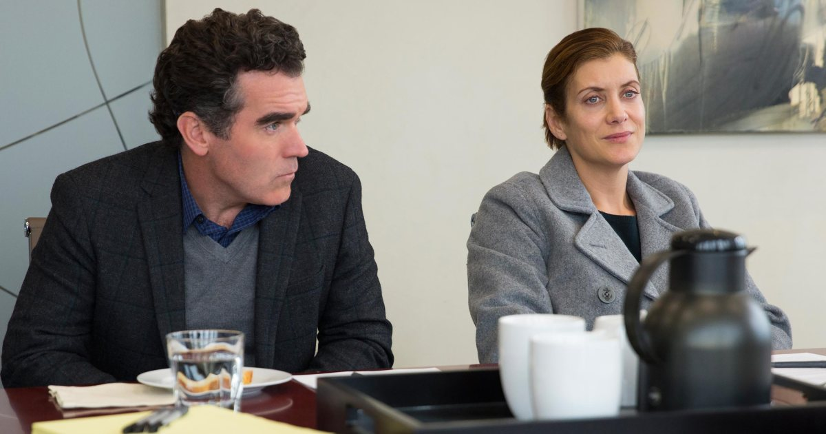 """13 Reasons Why """"Tape 5, Side B"""" Season 1, Episode 10 March 31, 2017 Brian D'Arcy James, Kate Walsh"""