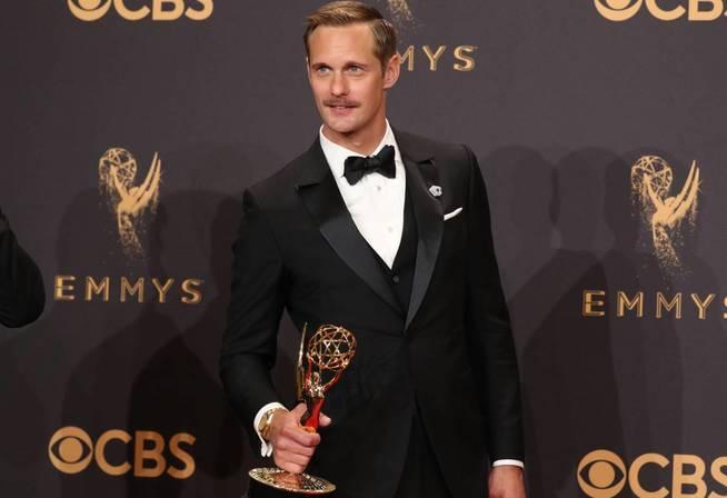 Emmys2017AlexanderSkarsgard