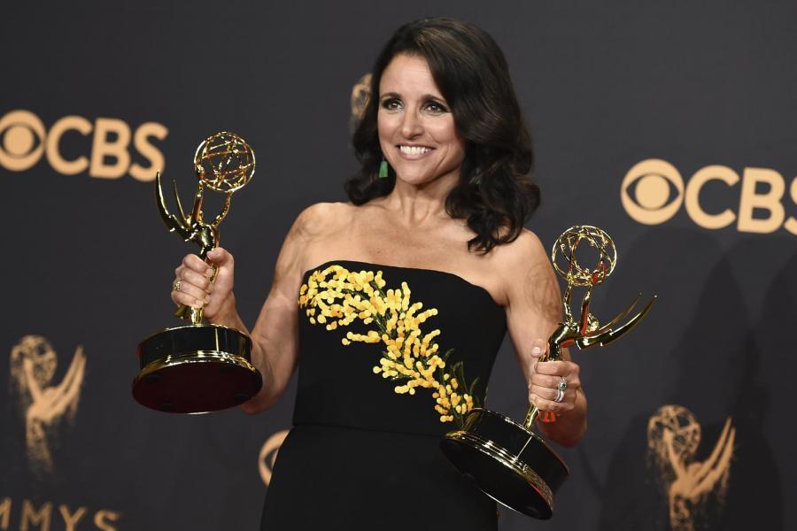 Emmys2017JuliaLouisDreyfus