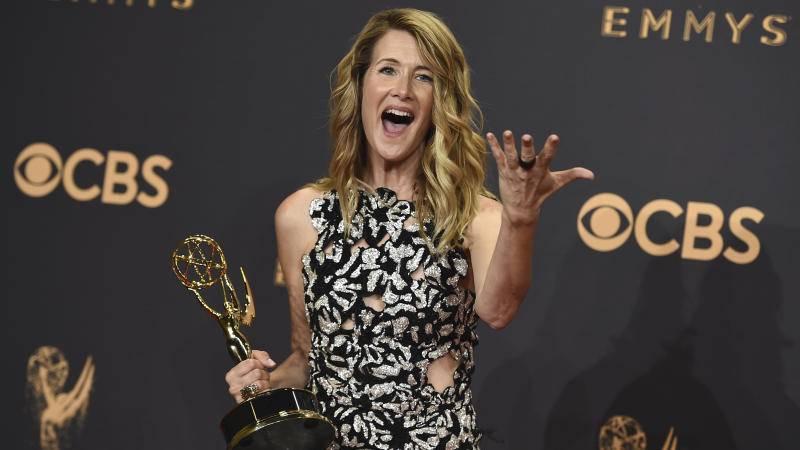 Emmys2017LauraDern