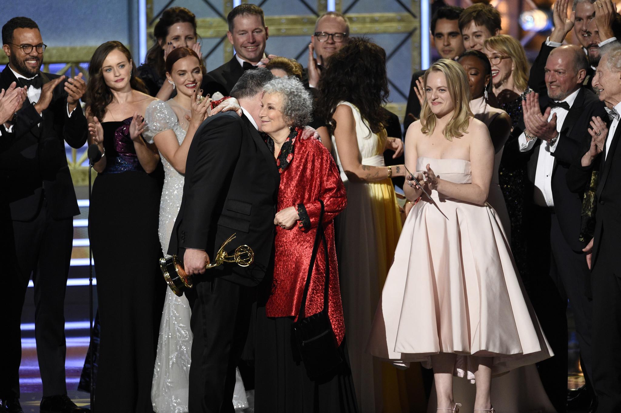 Emmys2017Thehandmaidstale
