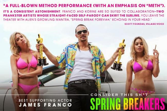 Campaña Spring Breakers
