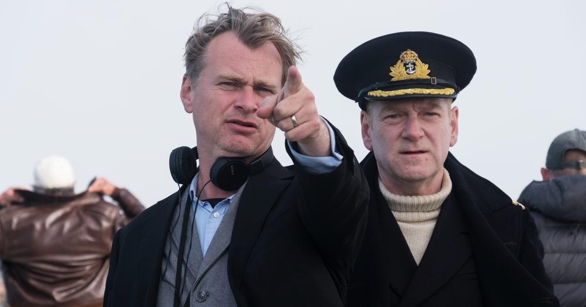 Christopher Nolan por Dunkerque