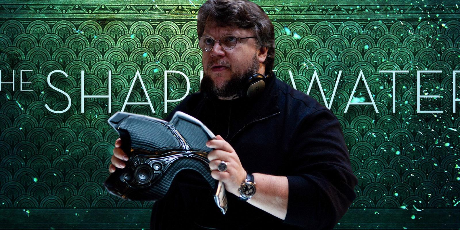 Guillermo del Toro por La forma del agua